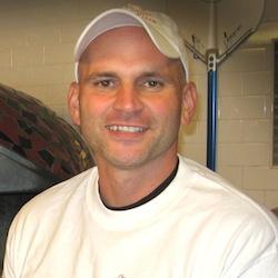 Michael Shepherd, world pizza champion