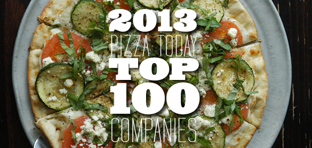 Pizza Today top 100 pizza companies