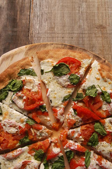 Whole Foods Whole Grain Pizza Dough