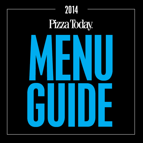 2014 Pizza Today Menu Guide