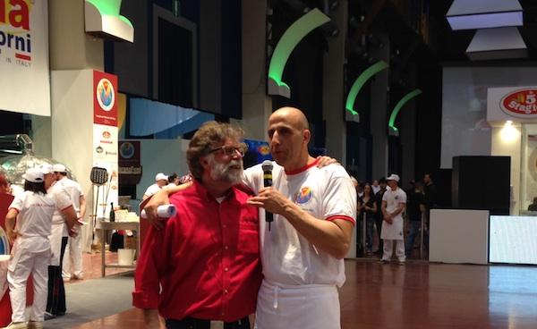 Pete at Pizza World Championship