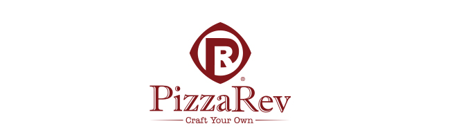 pizzarev, fast casual, pizza, pizza chain, pizza franchise