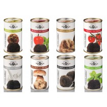 truffes, pizza topping, ingredients, sauce