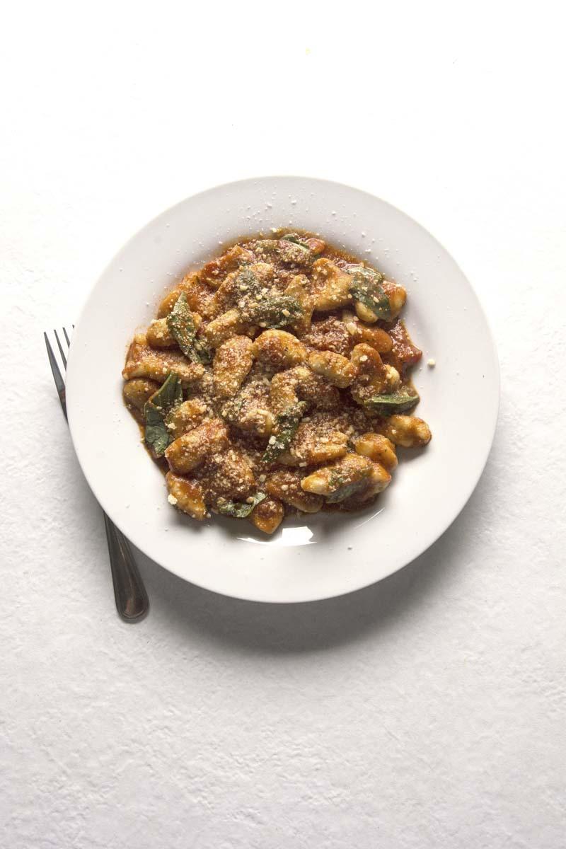 gnocchi, pasta, entree