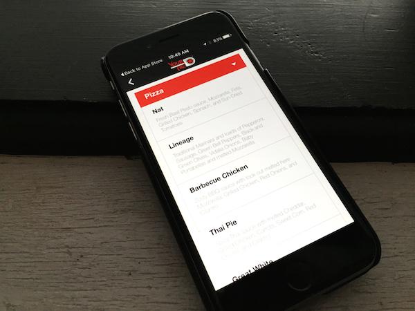 Your Pie Smartphone App