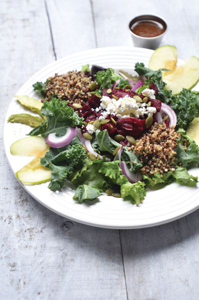 super food kale salad