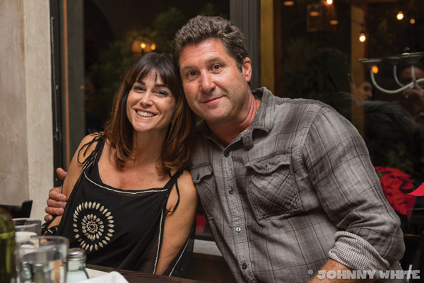 Michelle and Robert Mongelli