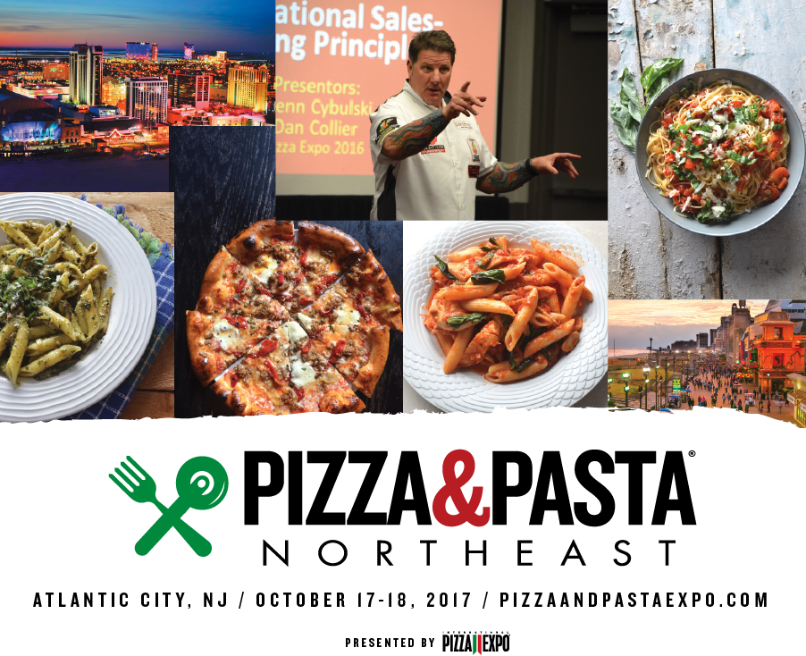 pizza pasta show northeast