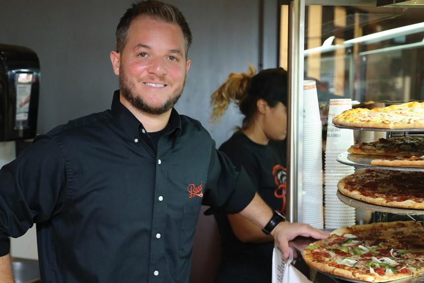 Pasquale Di Diana, Bacci Pizzeria, Chicago, Illinois