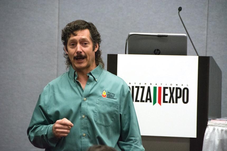 pizza expo, dan collier, school of pizzeria management