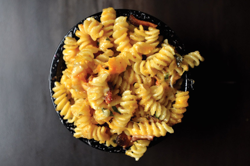 gourmet mac and cheese