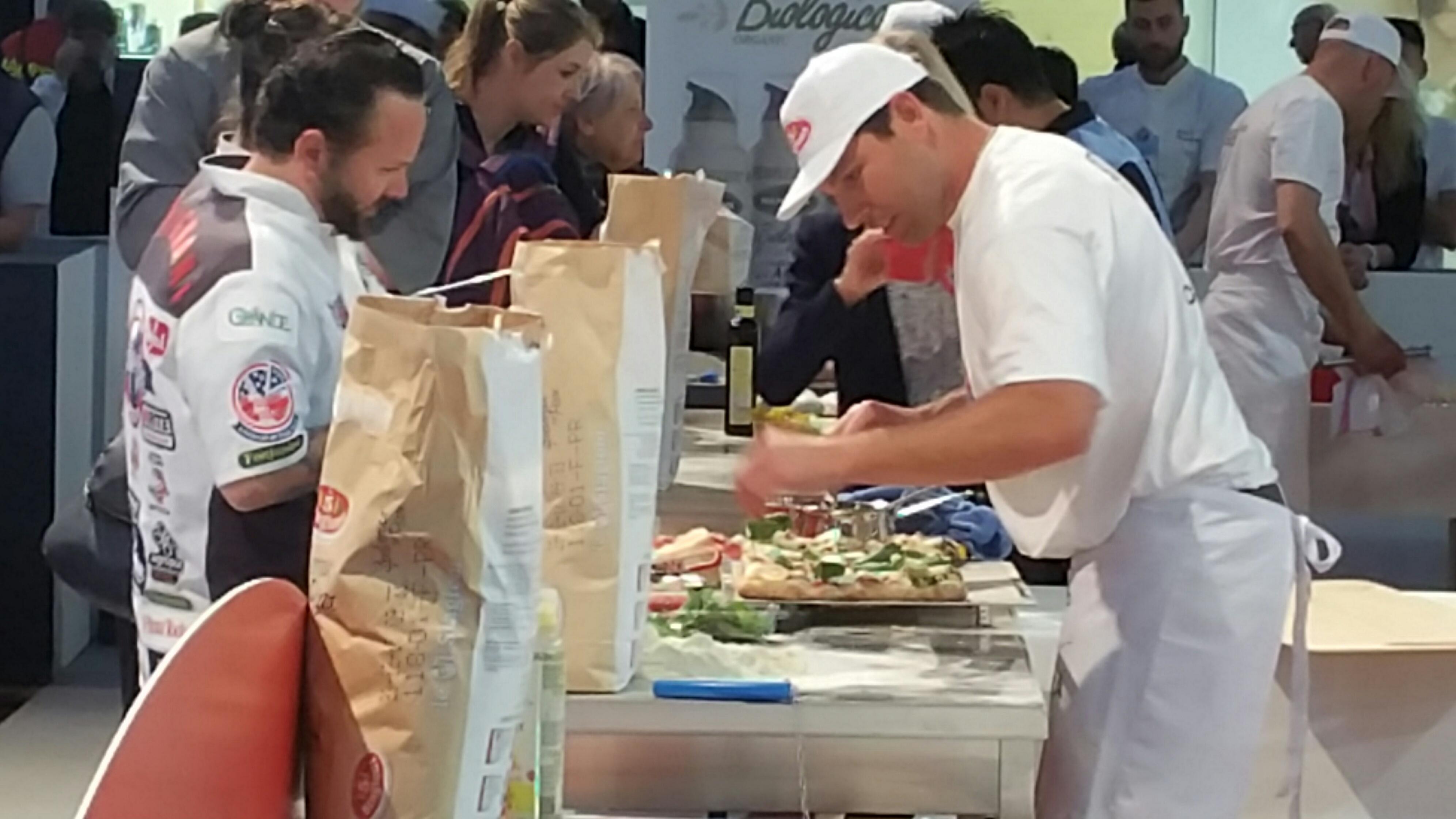 Pizza World Championship, parma, italy