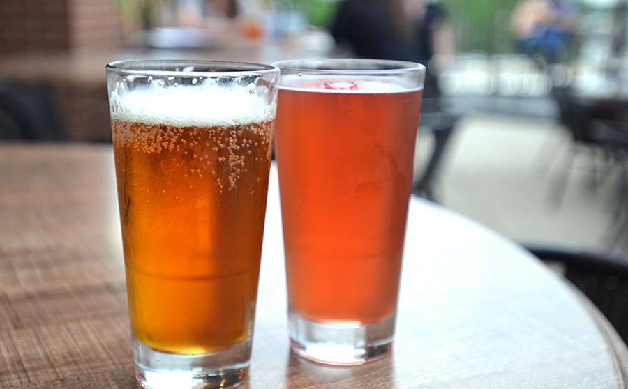 Raise a pint during american craft beer week may 15 21 for Craft beer market share 2017