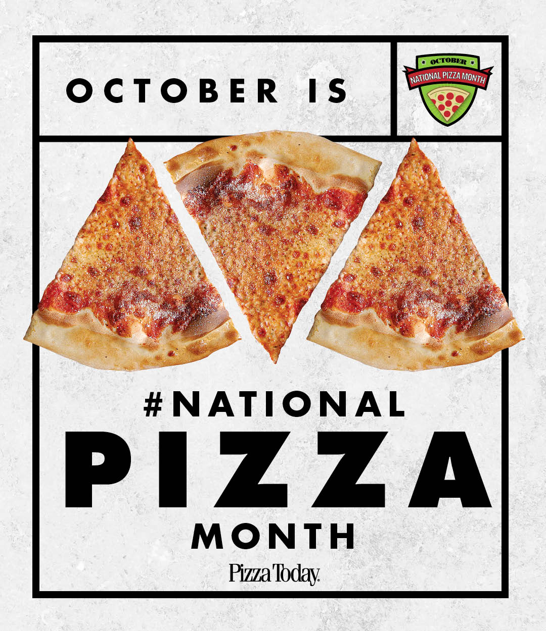 national pizza month october 2017