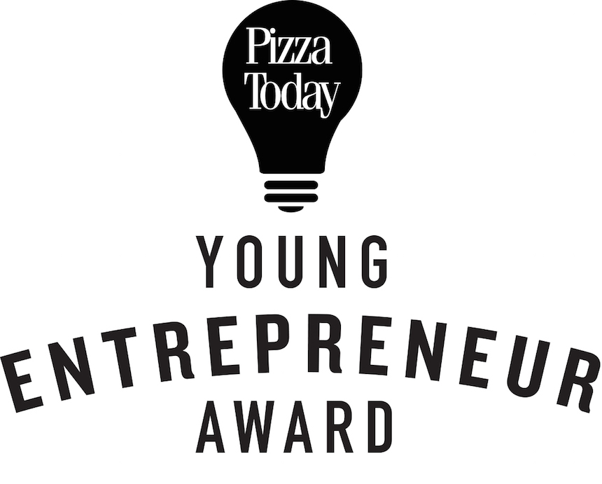 pizza today young entrepreneur award, pizzeria owner