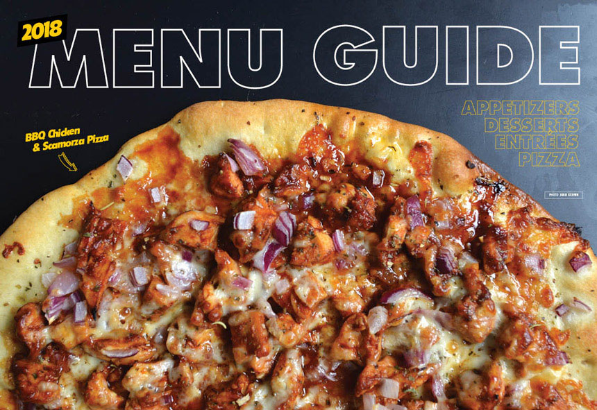 2018, pizza today, menu guide