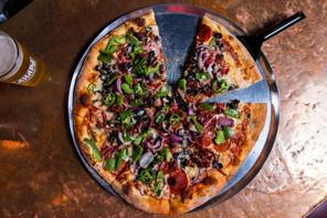 MAFIAoZAs 12South Pizzeria and Neighborhood Pub, Last Request pizza