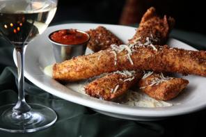 fried ravioli, cheese sticks, MAFIAoZAs 12South Pizzeria and Neighborhood Pub