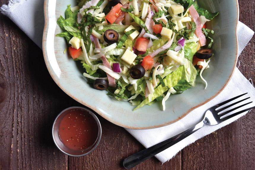 West Coast Chopped Salad