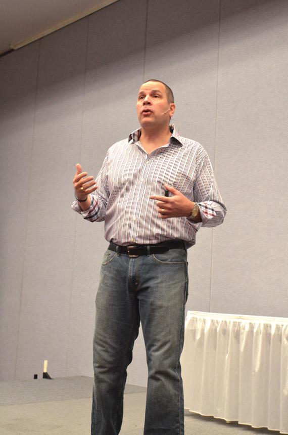 David Scott Peters, founder, TheRestaurantExpert.com