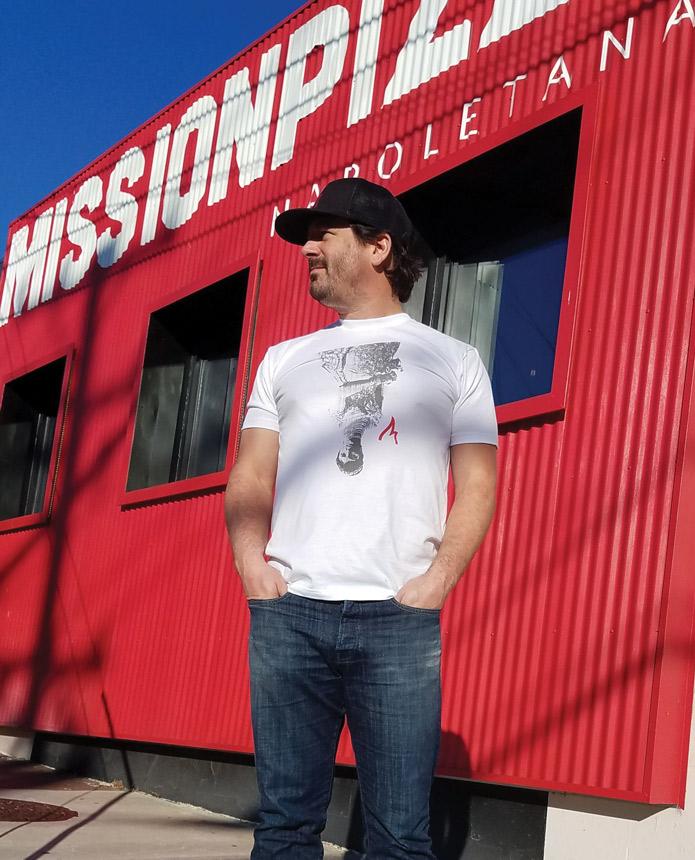 Peyton Smith, owner, Mission Pizza Napoletana, Winston-Salem, North Carolina
