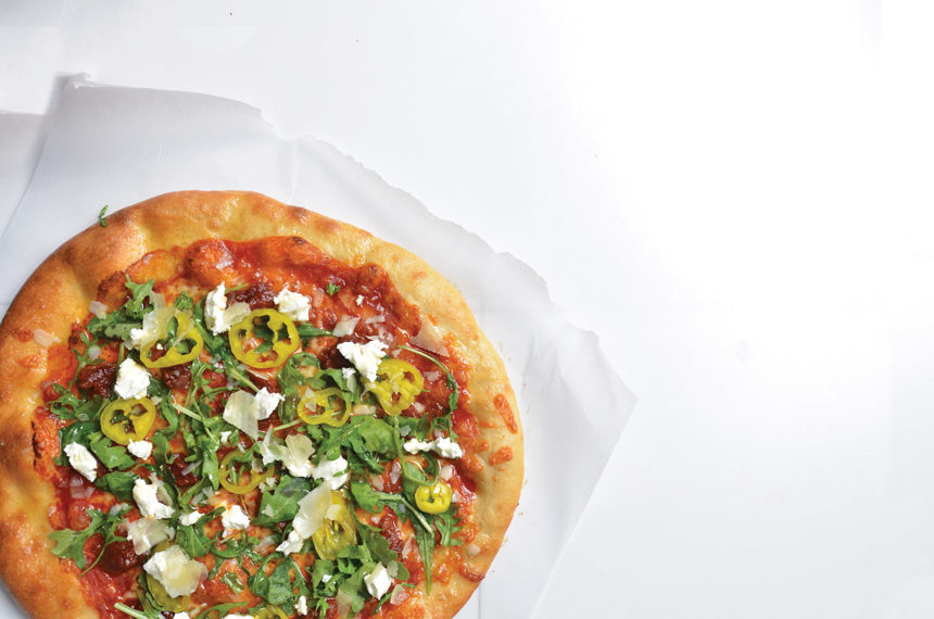 Pizza 'Nduja, trending, pizza topping, spreadable salami