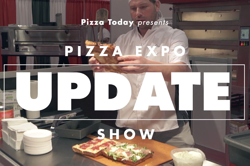 Pizza expo update show teaser photo