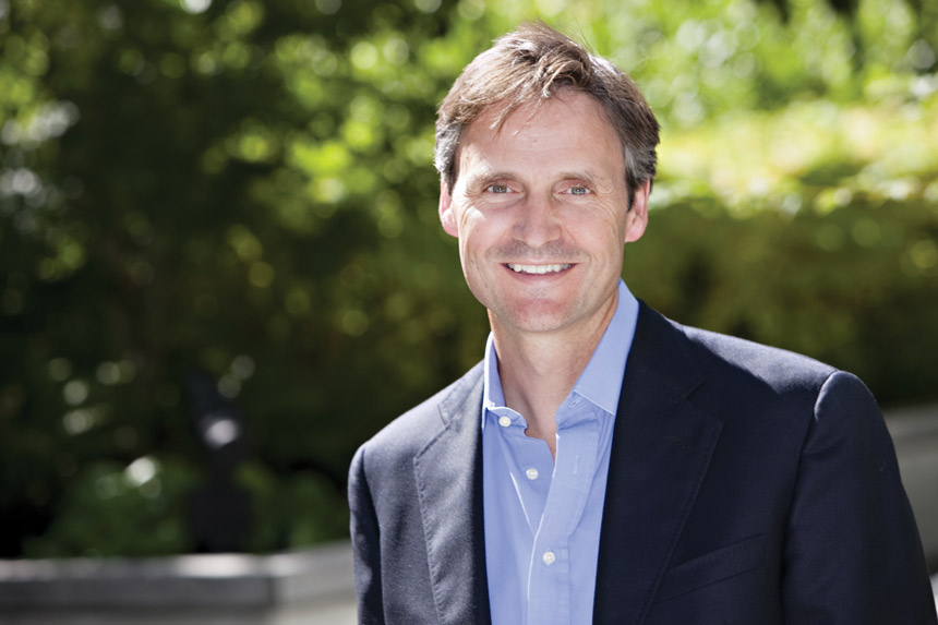 Scott Svenson, Founder, CEO, MOD Pizza, headquarters, Seattle, Washington, fast casual pizza