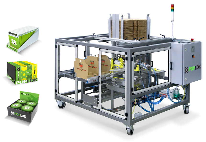 Automatic Tray Forming