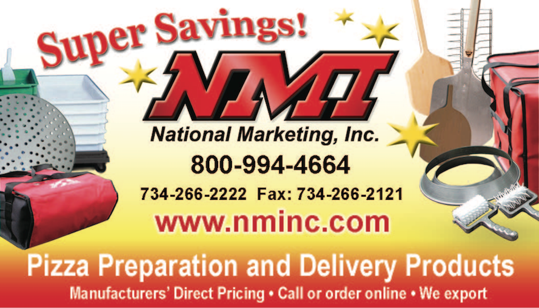national marketing inc
