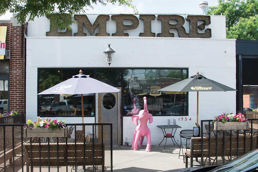 Empire Slice House, Oklahoma City, Oklahoma, 2018 Independent Pizzeria of the Year