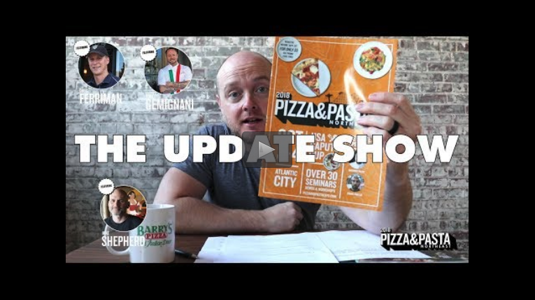 video, pizza and pasta northeast, tradeshow, preview, atlantic city, new jersey