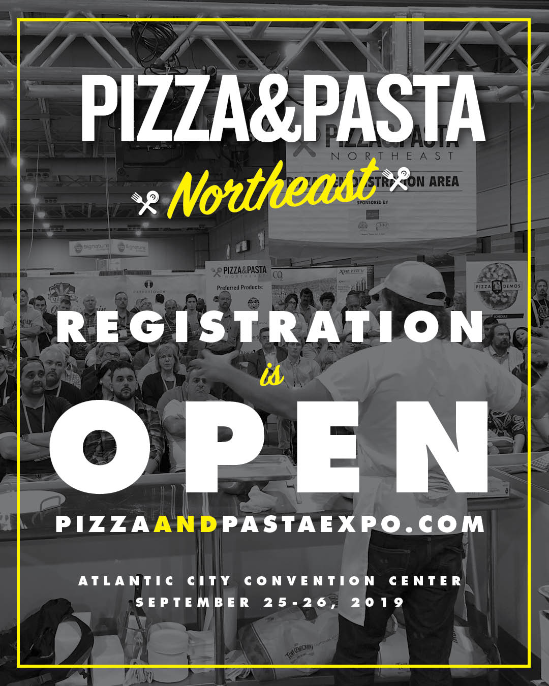 Pizza & Pasta Northeast: Registration Now Open   Pizza Today